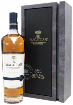 The Macallan Estate Highland Single Malt Scotch Whisky 750ml