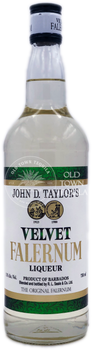 John D. Taylor's Velvet Falernum Liqueur 750ml