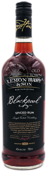 Lemon Hart & Son Blackpool Spiced Rum 750ml