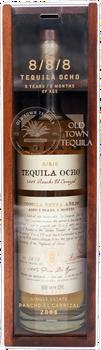 Ocho Tequila 8/8/8 - Rancho El Carrizal Extra Añejo