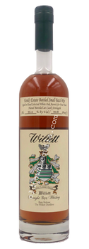 Willett Rye 4 years Old whiskey