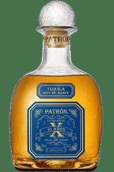 Patrón Extra Añejo 10 Años Tequila 750ml