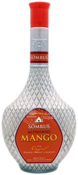 Somrus Mango Cream Liqueur 750ml