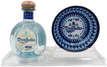 Don Julio Blanco Tequila + Guacamole Bowl Gift Set