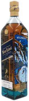 Johnnie Walker Blue label California Edition side 1