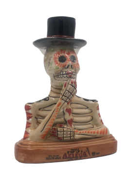 Espada Azteca Extra Añejo Skull 750ml