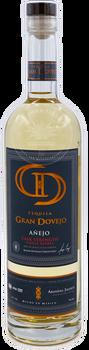Gran Dovejo Cask Strength  Single Barrel Anejo Tequila 750ml