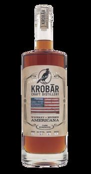 Krobar Americana Cask Strength Bourbon