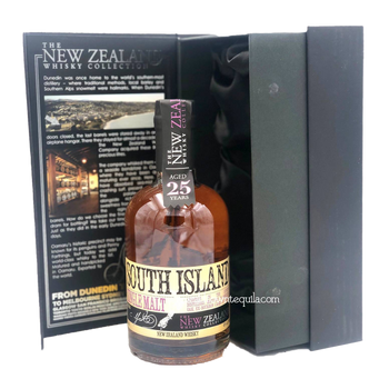 New Zealand South Island 25Yr Single Malt 375ML