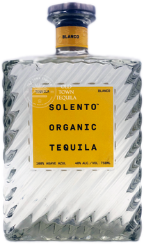 Solento Organic Blanco Tequila 750ml