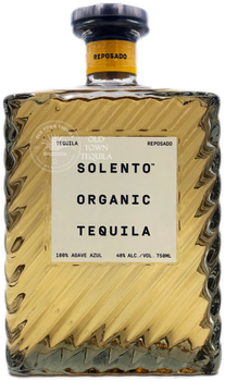 Solento Organic Reposado Tequila 750ml