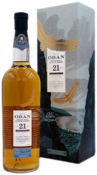 Oban Single Malt Limited Edition Cask 21 Years Old