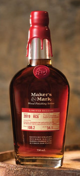 Maker's Mark Wood Finishing Series 2019 Profile RC6