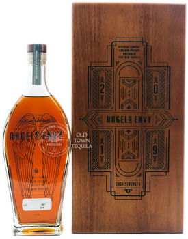 Angel's Envy Cask Strength Kentucky Straight Bourbon 2019 Edition