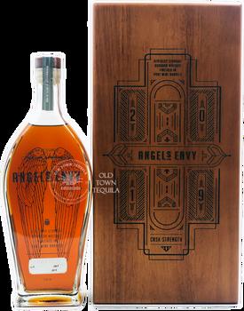 Angel's Envy Cask Strength Kentucky Straight Bourbon 2019 Edition