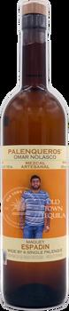 Palenqueros Omar Nolasco Espadin Mezcal 750ml