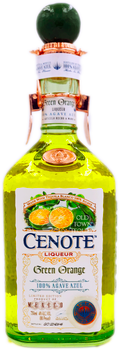 Cenote Green Orange Liqueur 750ml