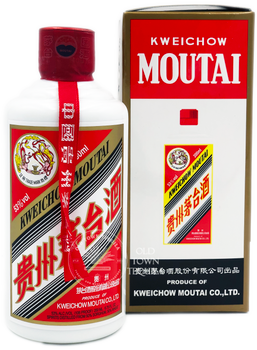 Kweichow Moutai Feitian Baijiu 200ml