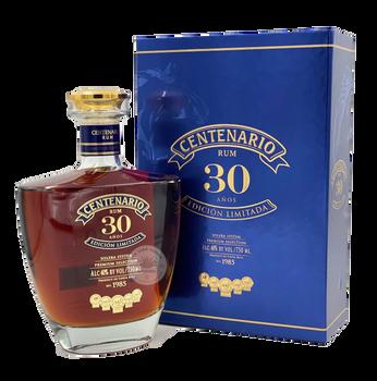 Centenario Rum 30 Anos Edicion Limitada