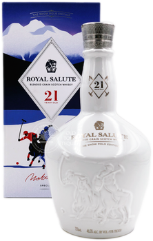 Royal Salute The Snow Polo Edition 93 Proof Scotch Whisky