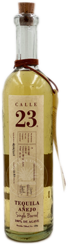 Calle 23 Single Barrel cask 50.87 ALC Anejo Tequila