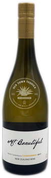 Mt. Beautiful North Canterbury Chardonnay 2017 New Zealand Wine