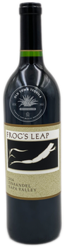Frog's Leap 2016 Zinfadel Napa Valley