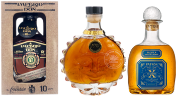 The 10 Year Extra Anejo Combo