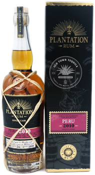 Plantation Peru 2010 vintage cask 87 proof