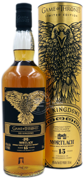 Game of Thrones Six Kingdoms Mortlach 15 Years Single Malt Scotch Whisky 750ml