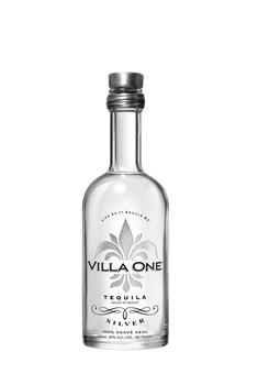 Villa One Silver Tequila 750ml