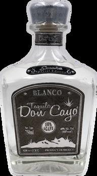 Don Cayo Smoke Special Edition Blanco Tequila