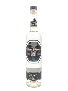 Don Ferro Blanco Tequila