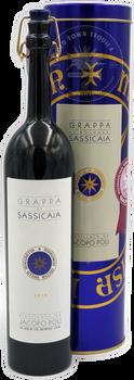 Grappa Di Bolgheri Sassicai Distillate Da Jacopo Poli