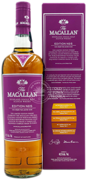 The Macallan Edition No. 5 Scotch Whisky