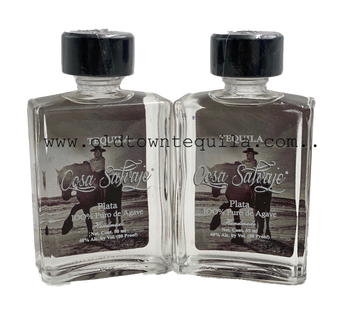 Cosa Salvaje Two Tanya Tucker Plata tequila 50ml