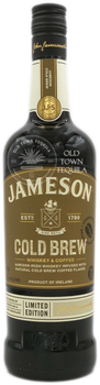 Jameson Cold Brew Whiskey & Coffee Liqueur 750ml