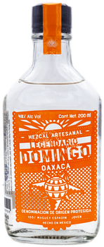 Legendario Domingo Oaxaca Mezcal Artesanal 200ml