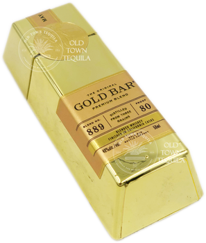 Gold Bar Blended Whiskey 50ml