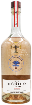 Codigo 1530 Old Town Tequila Edition Rosa Blanco Tequila