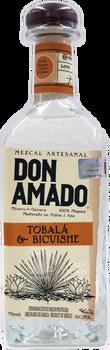 Don Amado Tobala & Bicuishe Mezcal Artesanal