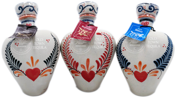 Grand Love Ceramic Trio of Tequila