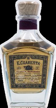 E.Cuarenta Reposado Tequila 375ml