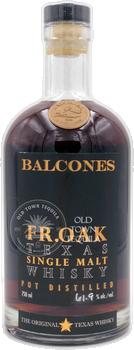 Balcones FR.OAK Texas Single Malt Whisky
