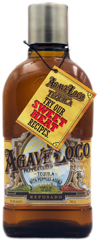AgaveLoco Pepper Cured Reposado Tequila 750ml