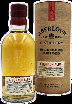 Aberlour A'bunadh Alba Speyside Single Malt Scotch Whisky 750ml