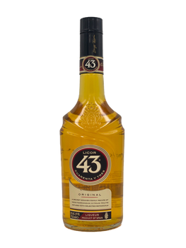 Licor 43 Cuarenta Y Tres 750ml