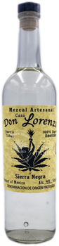 Don Lorenzo Sierra Negra Mezcal Artesanal