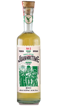 Juan More Time Reposado Tequila