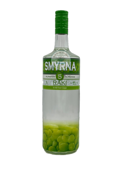 Smyrna Fresh Grape Raki 1 Liter